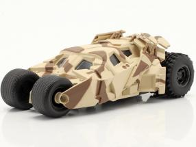 Tumbler Batmobile Movie The Dark Knight (2008) camouflage 1:43 Jada Toys