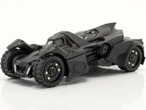 Batmobile Batman Arkham Knight (2015) black 1:43 Jada Toys