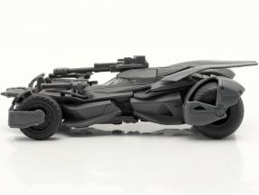 Batmobil Batman Movie Justice League (2017) mat gray  Jada Toys