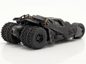 Tumbler Batmobile Movie The Dark Knight (2008) black  Jada Toys