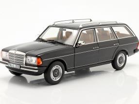 Mercedes-Benz 200 T-model (S123) year 1982 black 1:18 Norev