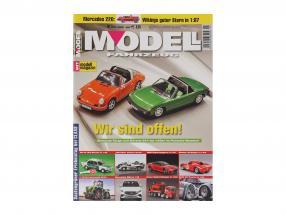 Magazine MODELLFAHRZEUG Edition September / October - No. 5 / 2021