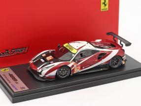 Ferrari 488 GTE Evo #62 24h LeMans 2020 Red River Racing 1:43 LookSmart
