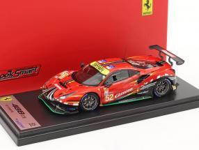 Ferrari 488 GTE Evo #52 24h LeMans 2020 AF Corse 1:43 LookSmart