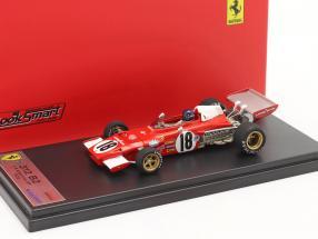 Jacky Ickx Ferrari 312B2 #18 4th Argentinian GP formula 1 1973 1:43 LookSmart