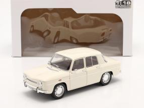 Dacia 1100 year 1968 white 1:18 Solido