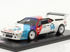 BMW M1 #14 Winner GTO 24h Daytona 1981 Stuck, Gebhardt, Brun 1:43 Spark