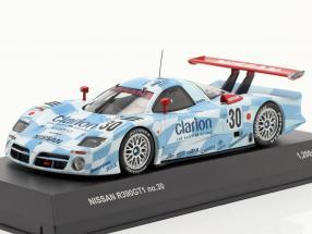 Nissan R390 GT1 #30 24h LeMans 1998