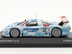 Nissan R390 GT1 #32 3rd place 24h LeMans 1998
