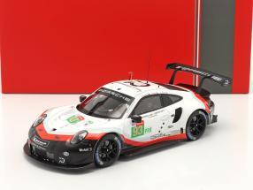 Porsche 911 (991) RSR #93 24h LeMans 2018 Porsche GT Team 1:18 Ixo