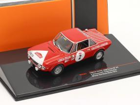 Lancia Fulvia 1600 Coupe HF #2 Winner Rally San Remo 1972 1:43 Ixo