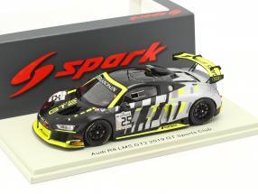 Audi R8 LMS GT2 2019 #25 GT Sports Club 1:43 Spark