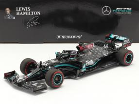 L. Hamilton Mercedes-AMG F1 W11 #44 World Champion Tuscan GP F1 2020 1:18 Minichamps