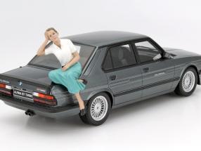 Seated figure Kristan 1:18 American Diorama