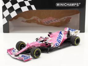 Sergio Perez Racing Point RP20 #11 6th Austrian GP formula 1 2020 1:18 Minichamps