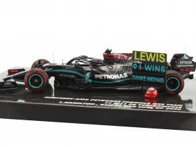 Hamilton Mercedes-AMG F1 W11 #44 91st Win Eifel GP Formula 1 2020