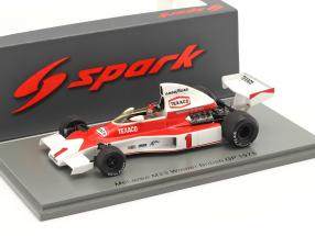 Emerson Fittipaldi McLaren M23 #1 Winner British GP formula 1 1975