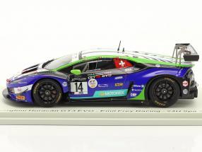 Lamborghini Huracan GT3 Evo #14 24h Spa 2020 Emil Frey Racing