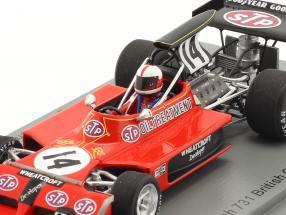 Roger Williamson March 731 #14 British GP formula 1 1973