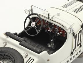 Mercedes-Benz SSKL #10 6th German GP 1931 Hans Stuck