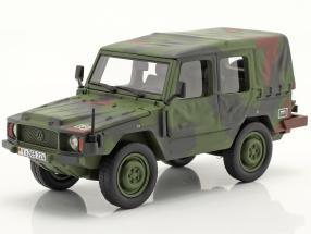 Volkswagen VW Iltis LKW 0,5t easy Military vehicle camouflage 1:35 Schuco