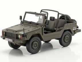 Volkswagen VW Iltis LKW 0,5t easy Military vehicle olive green 1:35 Schuco