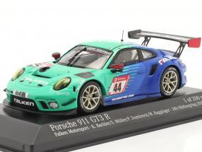 Porsche 911 GT3 R #44 24h Nürburgring 2020 Falken Motorsports
