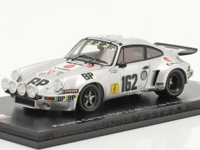 Porsche 911 Carrera RSR #162 4th Rallye Tour de France Automobile 1977 1:43 Spark