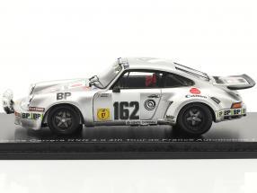 Porsche 911 Carrera RSR #162 4th Rallye Tour de France Automobile 1977