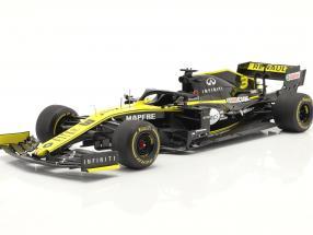 Daniel Ricciardo Renault R.S.19 #3 Launch Version formula 1 2019 1:18 Spark