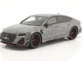 Audi RS7-R Sportback (C8) ABT year 2020 Daytona grey 1:18 GT-Spirit