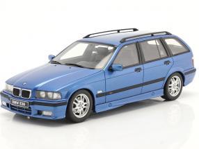 BMW 3 Series 328i (E36) Touring M Pack 1997 blue metallic 1:18 OttOmobile