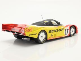 Porsche 962C #17 2nd 24h LeMans 1988 Porsche AG