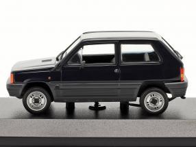 Fiat Panda year 1980 blue