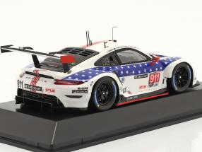 Porsche 911 RSR #911 Winner GTLM class 12h Sebring IMSA 2020