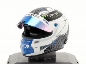 Valtteri Bottas #77 Mercedes-AMG Petronas F1 Team formula 1 2020 helmet