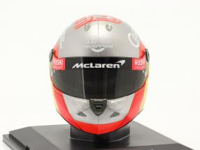 Carlos Sainz jr. #55 McLaren F1 Team formula 1 2020 helmet 1:5 Spark