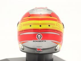 Carlos Sainz jr. #55 McLaren F1 Team formula 1 2020 helmet