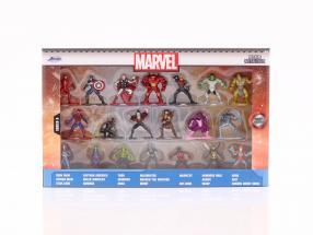 Marvel Set 20 characters series 6 Jada Toys
