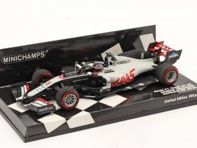 Romain Grosjean Haas VF-20 #8 Bahrain GP formula 1 2020 1:43 Minichamps