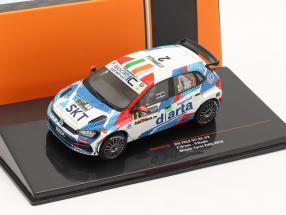 Volkswagen VW Polo GTI R5 #2 Winner Rallye Ypres 2019 Breen, Nagle 1:43 Ixo