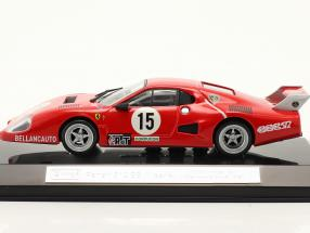 Ferrari 512 BB #15 Winner GTX class 1000km Monza 1981