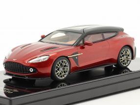 Aston Martin Vanquish Zagato Shooting Brake 2017 lava red 1:43 TrueScale