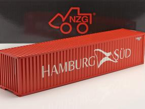 40 FT Container Hamburg Süd