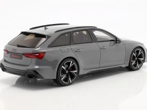 Audi RS6 Avant C8 year 2020 nardo grey