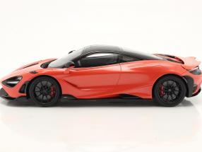 McLaren 765LT year 2020 orange metallic