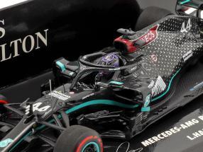 L. Hamilton Mercedes-AMG F1 W11 #44 World Champion Tuscan GP F1 2020