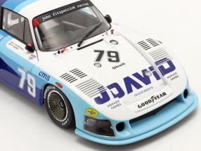 Porsche 935 Moby Dick #79 4th 24h LeMans 1982 Fitzpatrick, Hobbs