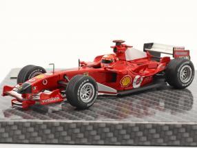 Michael Schumacher Ferrari F2005 #1 Bahrain GP formula 1 2005 1:43 Ixo