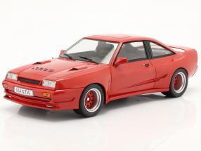 Opel Manta B Mattig year 1991 red 1:18 Model Car Group